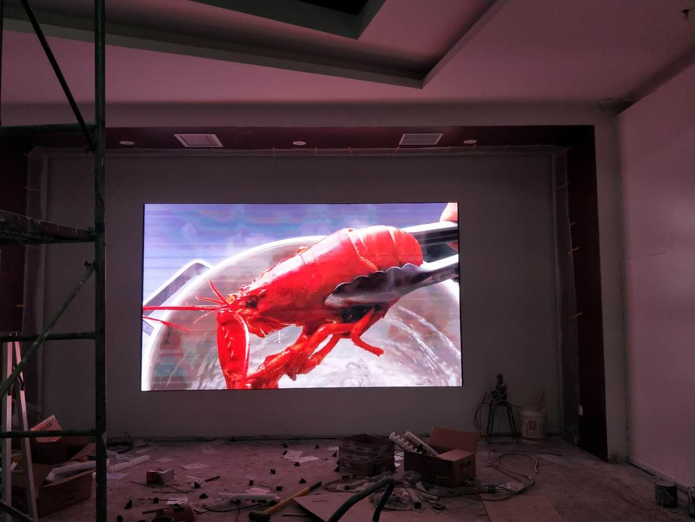 江苏LED全彩显示屏P2.5全彩LED显示大屏图片